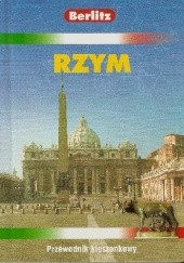 Okładka książki Rzym Patricia Schultz,Giovanna Dunmall