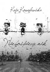 Okładka książki Niebospiecznik Kaja Kowalewska