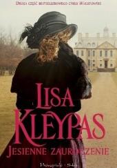 Okładka książki Jesienne zauroczenie Lisa Kleypas