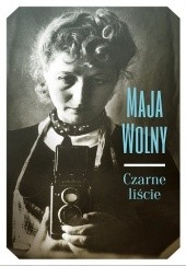Okładka książki Czarne liście Maja Wolny