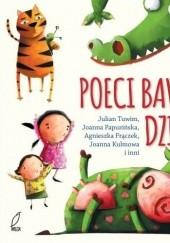 Okładka książki Poeci bawią dzieci Julian Tuwim,Agnieszka Frączek,Joanna Papuzińska,Joanna Kulmowa