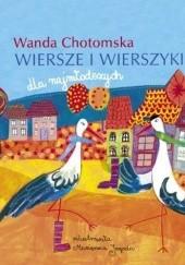 Okładka książki Wiersze i wierszyki dla najmłodszych Wanda Chotomska