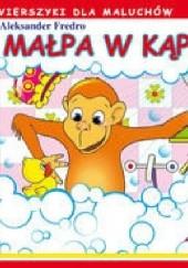 Okładka książki Małpa w kąpieli