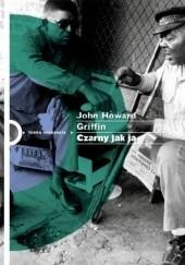 Okładka książki Czarny jak ja John Howard Griffin