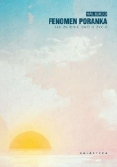 Okładka książki Fenomen poranka Hal Elrod