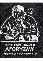 Okładka książki Aforyzmy Jaroslav Hašek