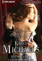 Okładka książki Dżentelmen i guwernantka Kasey Michaels