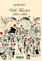 Okładka książki Prof. Filutek 1967-1984 Zbigniew Lengren