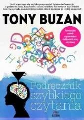 Okładka książki Podręcznik szybkiego czytania Tony Buzan