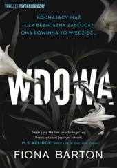 Okładka książki Wdowa Fiona Barton