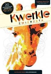 Okładka książki Kwerkle. Zwierzęta Thomas Pavitte