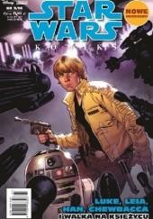 Okładka książki Star Wars Komiks 3/2016 - Luke, Leia, Han, Chewbacca i walka na księżycu Jason Aaron,Stuart Immonen,Simone Bianchi