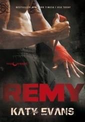 Okładka książki Remy Katy Evans