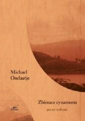 Okładka książki Zbieracz cynamonu Michael Ondaatje