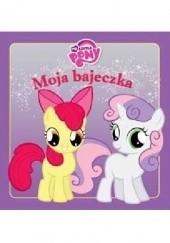 Okładka książki My Little Pony. Znaczkowa liga Teresa Duralska-Macheta