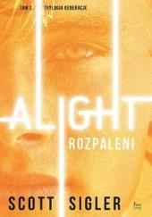 Okładka książki Alight/Rozpaleni Scott Sigler