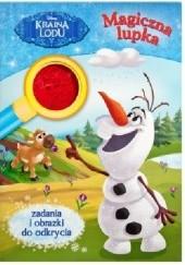Okładka książki Kraina Lodu. Magiczna lupka Walt Disney
