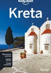 Okładka książki Kreta. Lonely Planet Kate Armstrong,Richard Waters,Alexis Averbuck,Korina Miller