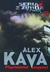 Okładka książki Płomienie śmierci Alex Kava