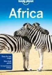 Okładka książki Africa. Lonely Planet Simon Richmond