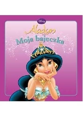 Okładka książki Aladyn Walt Disney