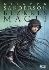 Okładka książki Bezkres magii Brandon Sanderson