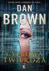 Okładka książki Cyfrowa twierdza Dan Brown