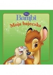 Okładka książki Bambi Walt Disney