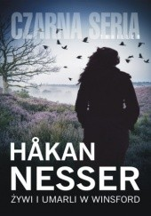 Okładka książki Żywi i umarli w Winsford Håkan Nesser