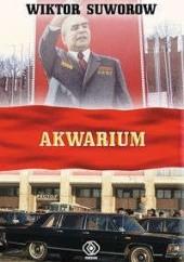 Okładka książki Akwarium Wiktor Suworow