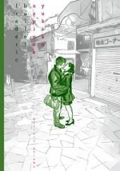 Okładka książki Szpinak Yukiko Frédéric Boilet