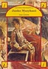 Okładka książki Janko Muzykant i inne nowele Henryk Sienkiewicz