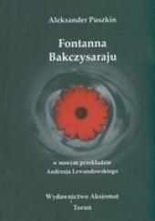 Okładka książki Fontanna Bakczysaraju Aleksander Puszkin