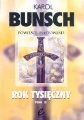 Okładka książki Rok tysięczny. Tom 2 Karol Bunsch
