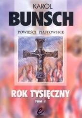 Okładka książki Rok tysięczny Karol Bunsch