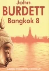 Okładka książki Bangkok 8 John Burdett