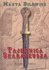 Okładka książki Tajemnica skarabeusza Marta Bilewicz
