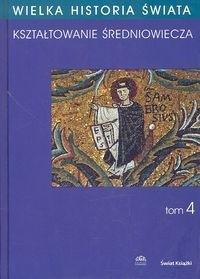 Okładka książki Kształtowanie średniowiecza Adam Bieniek,Krzysztof Kościelniak,Maciej Salamon,Krzysztof Stopka,Anna Waśko
