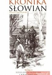 Okładka książki Rzesza wielkomorawska i kraj Wiślan Witold Chrzanowski