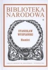 Okładka książki Hamlet Stanisław Wyspiański