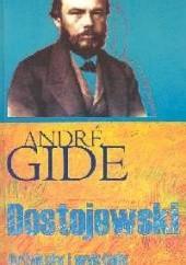 Okładka książki Dostojewski André Gide