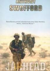 Okładka książki Jarhead. Żołnierz piechoty morskiej Anthony Swofford