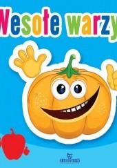 Okładka książki Wesołe warzywa Małgorzata Szewczyk