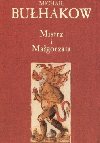 Okładka książki Mistrz i Małgorzata Michaił Bułhakow