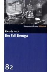 Okładka książki Der Fall Deruga Ricarda Huch