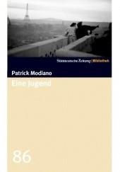 Okładka książki Eine Jugend Patrick Modiano