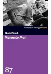 Okładka książki Memento Mori Muriel Spark