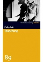Okładka książki Täuschung Philip Roth