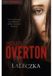 Okładka książki Laleczka Hollie Overton