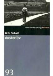 Okładka książki Austerlitz W.G. Sebald
